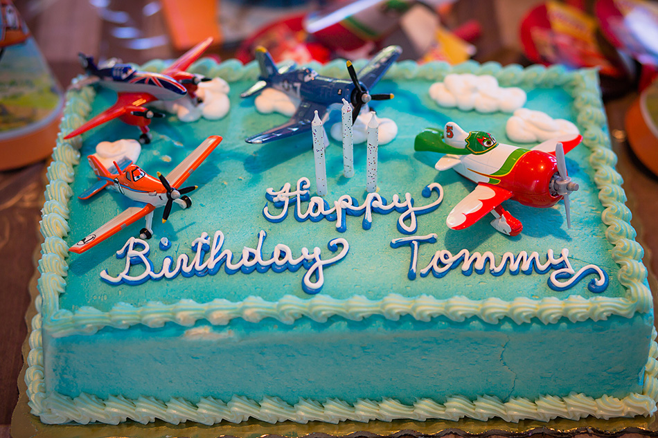 Tommy turns Three!